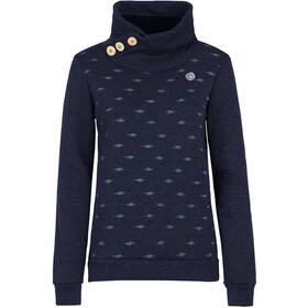 E9 N Poppy 2.1 Pullover Women, blauw